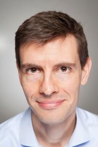 Matthew Wilkens Headshot